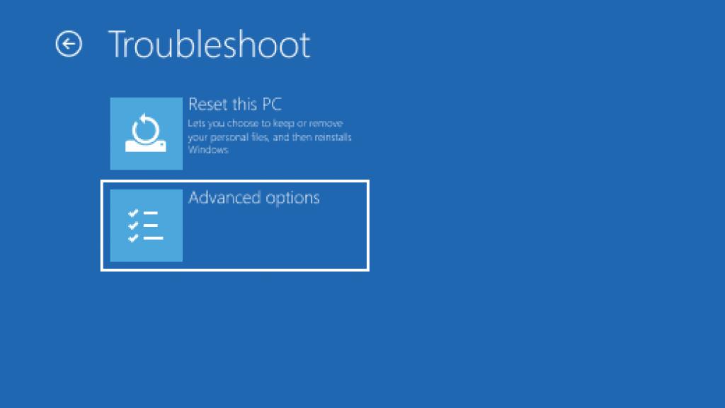 Mavi ekran hatası çözümü