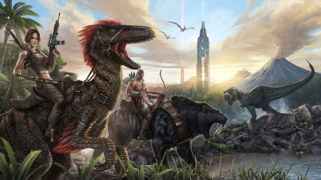 Ark Survival Evolved indir
