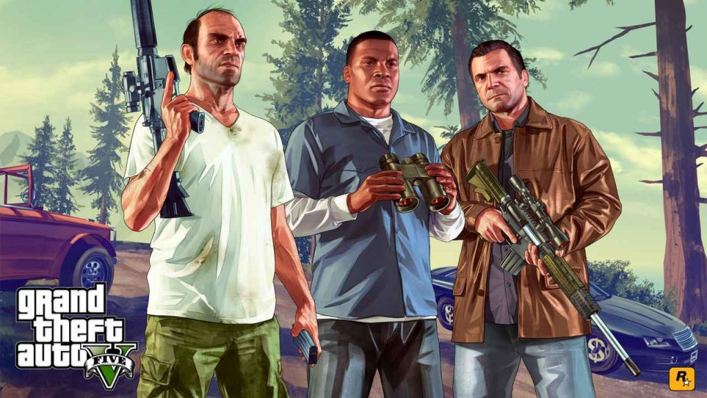 GTA 5 hile
