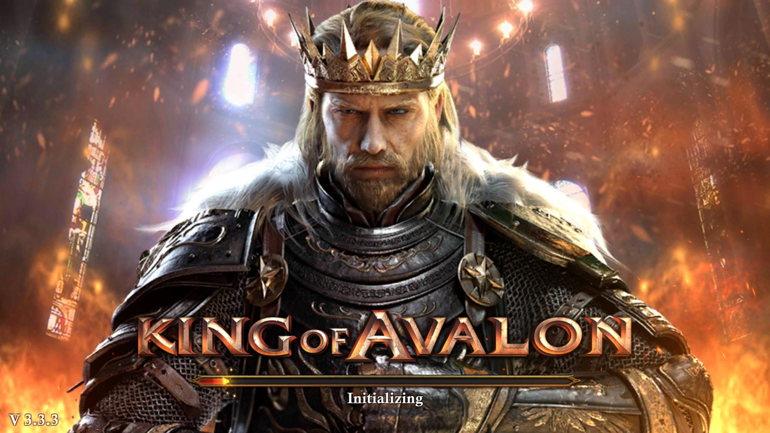 King Of Avalon emülatör indir