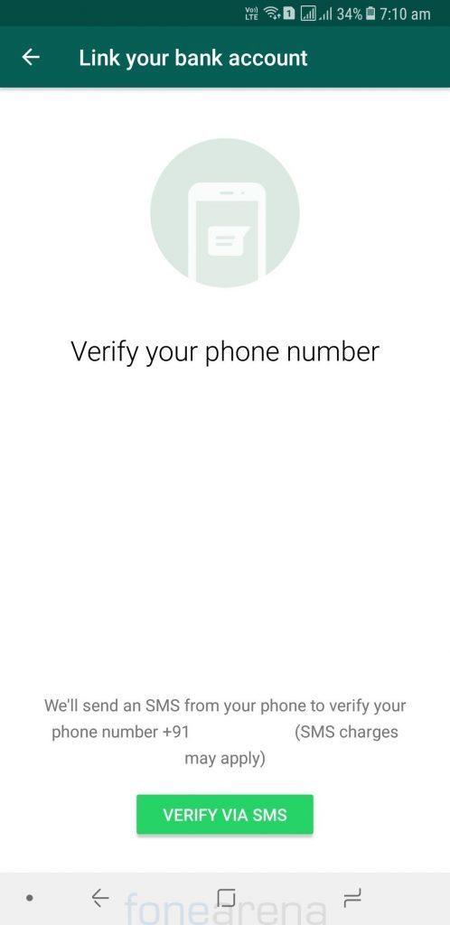 WhatsApp'tan Para nasıl Gönderilir