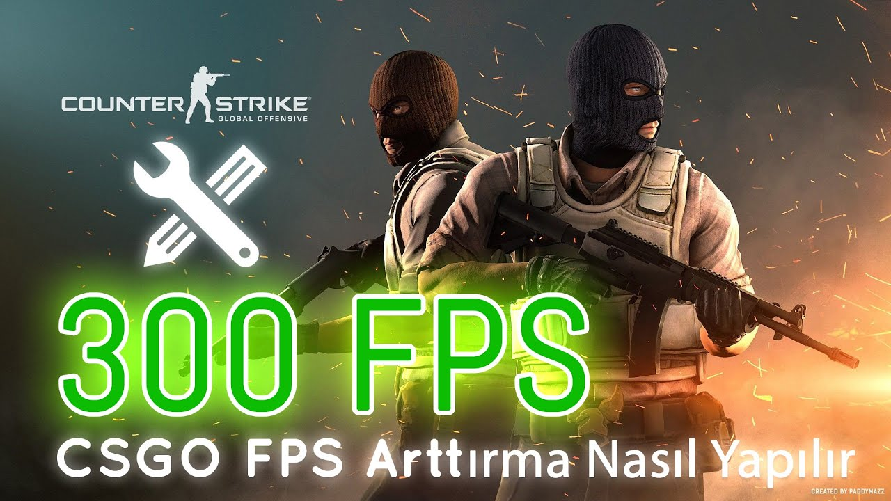 Photo of CS GO FPS Arttırma