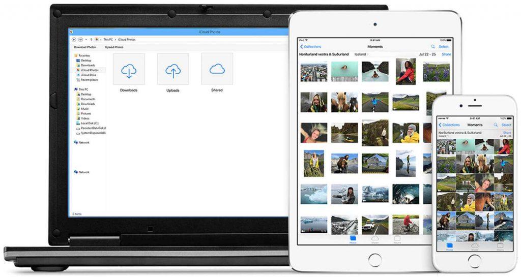 iPhone, iPad Fotoğraf ve Video Aktarma