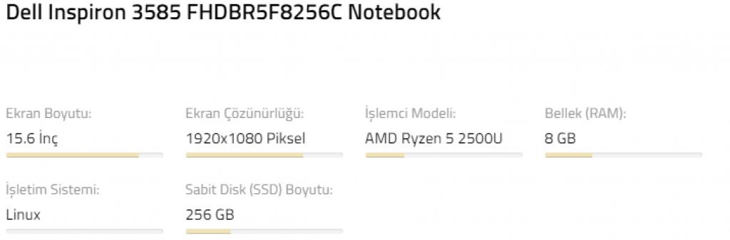 3000 4000 TL Laptop Önerisi 2020