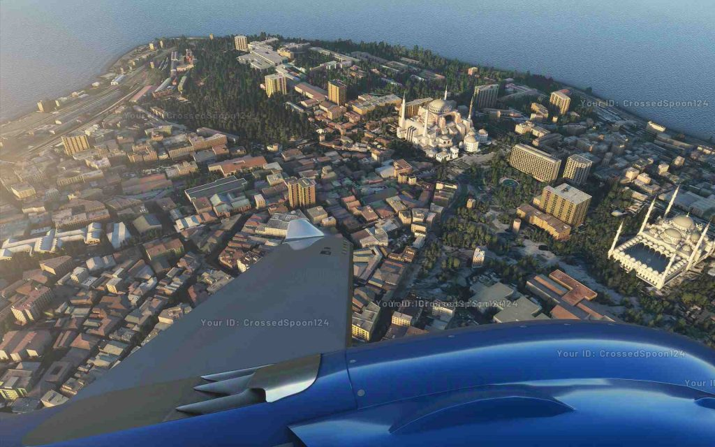 Microsoft Flight Simulator 2020 İSTANBUL