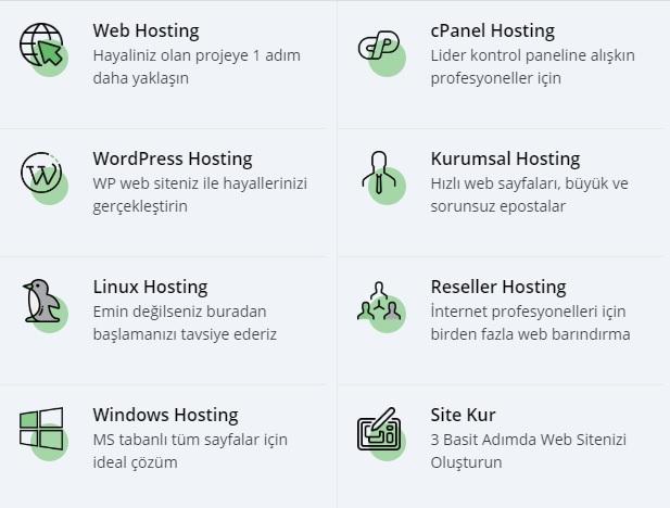 en iyi hosting firması turhost