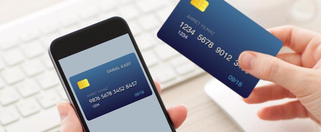 sanal kart nasıl başvurulur