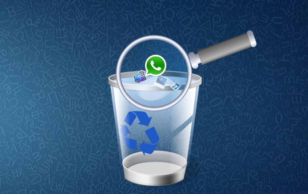 whatsapp silinen mesajları geri getirme programı