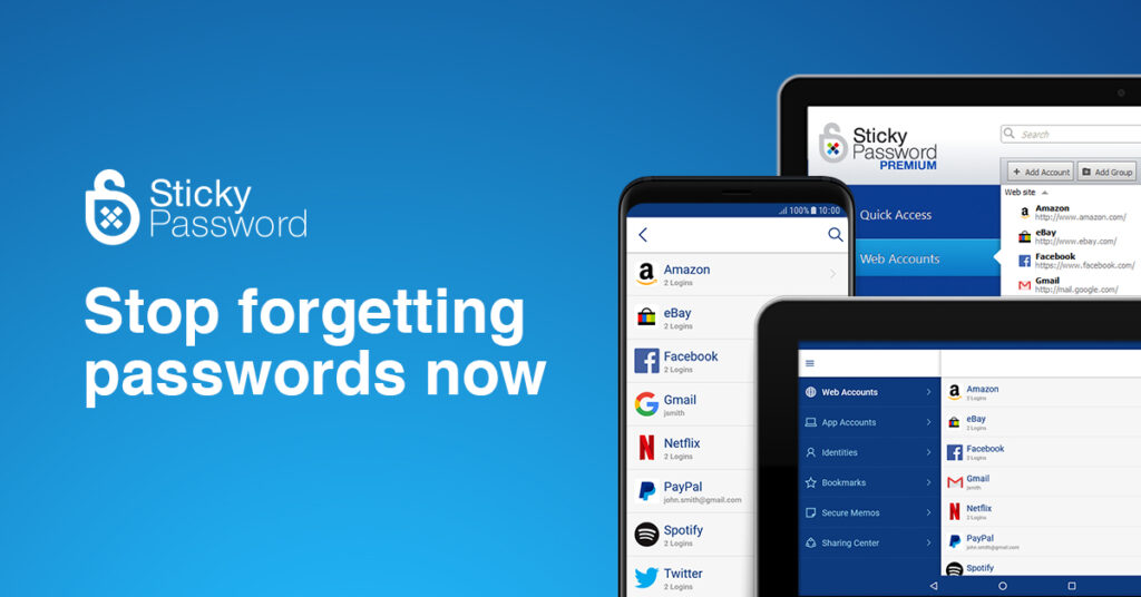 Sticky Password Premium İndir