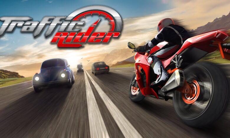 Traffic Rider APK Oyna