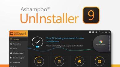Photo of Ashampoo Uninstaller 9 Pro Lisans Key Bedava Lisans