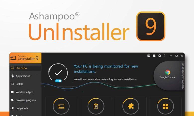 Ashampoo Uninstaller 9 Pro
