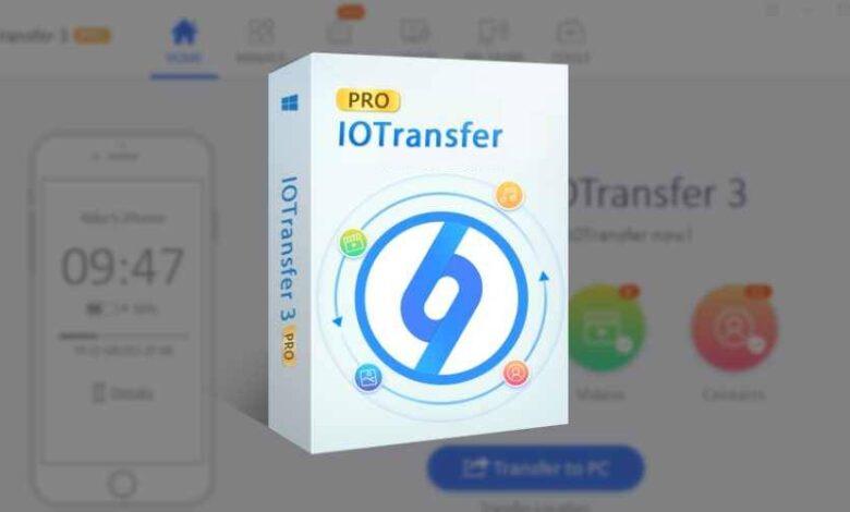 IOTransfer 4.3 Pro Lisans Kod License Key