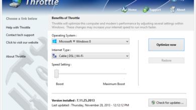 Photo of Windows PGWARE Throttle 8 License Key 2021-2022